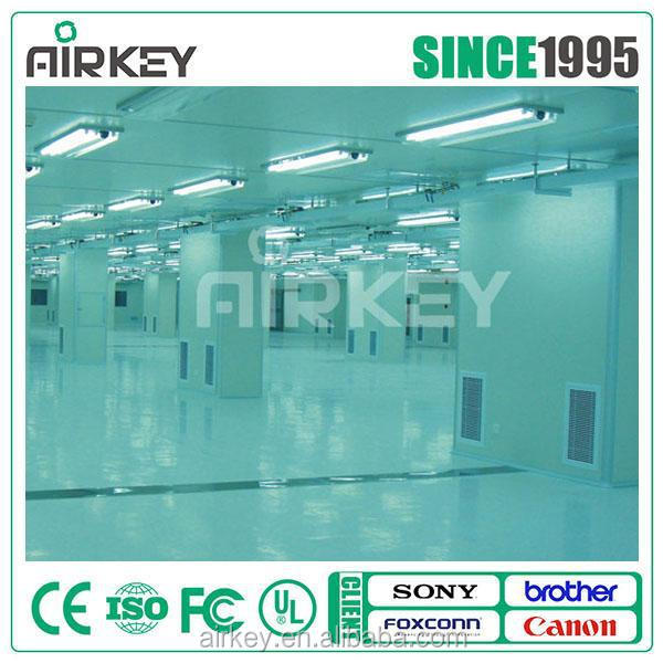 China class 100 electronics pvc curtain clean room