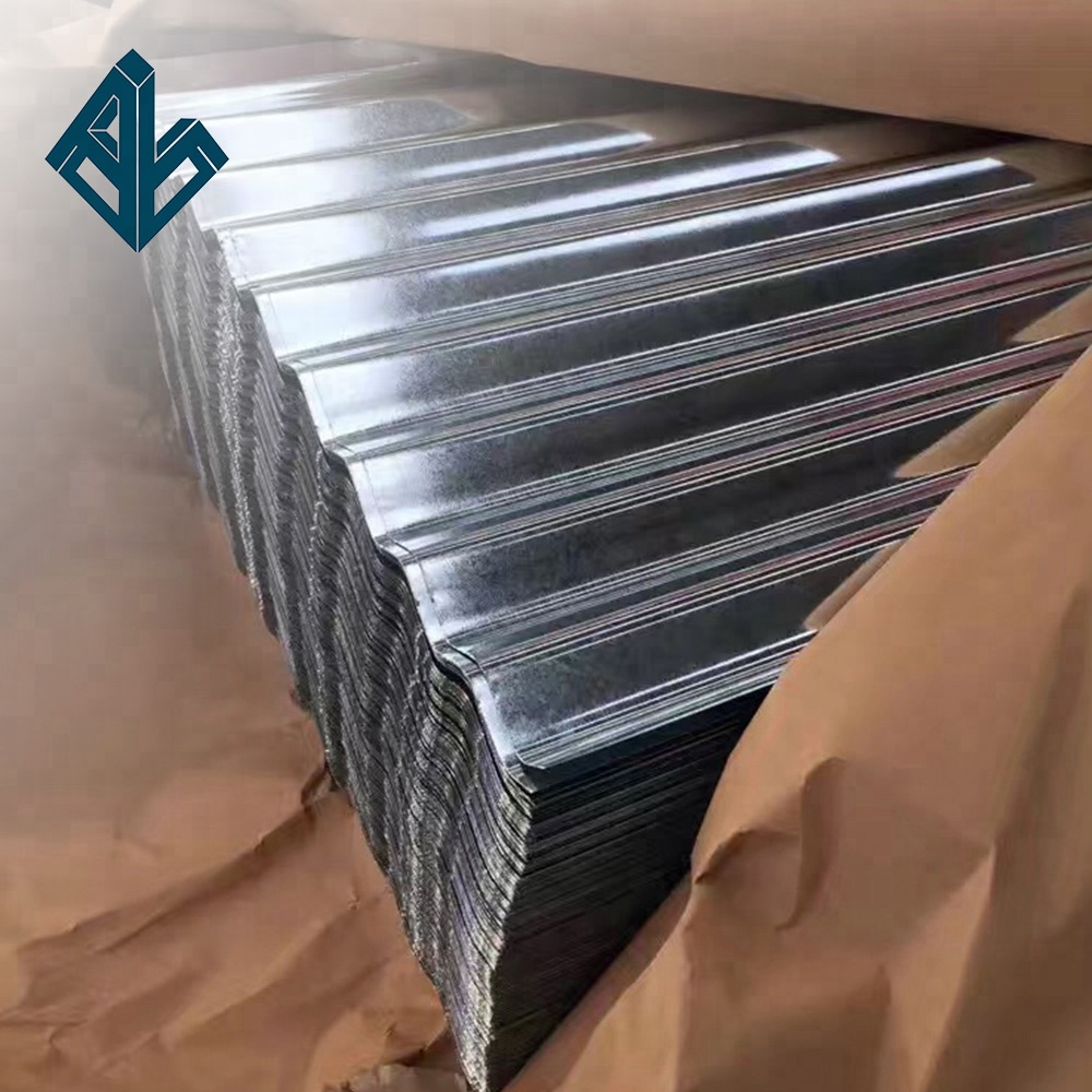 SPCC 0.13-0.6mm <strong>Thickness</strong> and Requirement Length Galvanized Corrugated Metal Iron roofing sheet