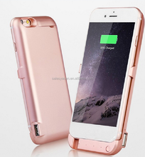Hot!5800mAh External Battery Backup Rechargeable Charger Case power case for iPhone 6 ios 9.02