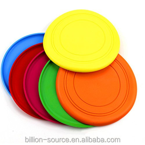 Dog pet product outdoor kids soft frisbee sport toy