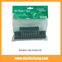 Plastic Large and Small Garden Plant Clips