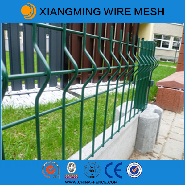 galvanized square metal fence posts fence mesh safety fence(Guangzhou Factory)