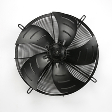 12 inch dc 24v axial cooling fan with CE