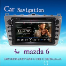 headrest car dvd for mazda 6