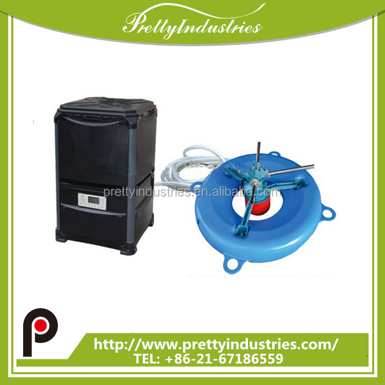 PDMQ-1100C high efficiency Automatic fish feeder for fish farming