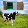 Hot sale CE Certificate Automatic livestock used hydroponic fodder machine