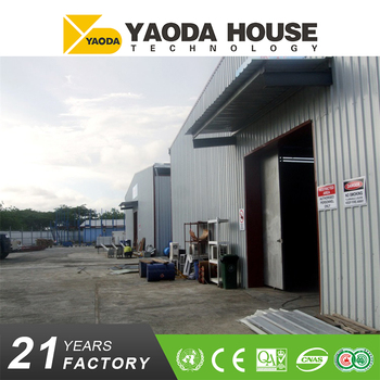 Light steel frame warehouse warehouse building plans