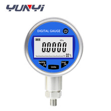 hydraulic gauge LCD digital oil pressure gauge