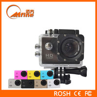 2015 Top Selling Underwater HD Video Camera 1.5inch Wifi Function