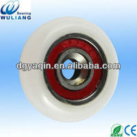 folding shower pulley shower door&window pulley heavy duty roller Wheel688RS