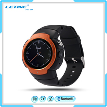 MTK6580 Quad Core Bluetooth 4G Wrist Watch Phone Android 5.1 Wifi 3G GPS Tracker Smart Sport Mobile Phone Watch Waterproof CE