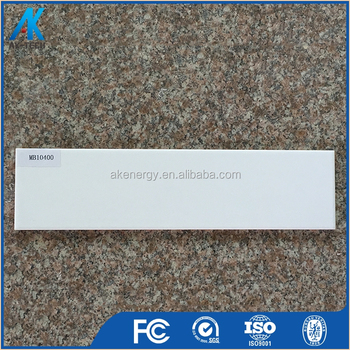 100x400mm Balcony Ceramic Matte Look Tile For Wall