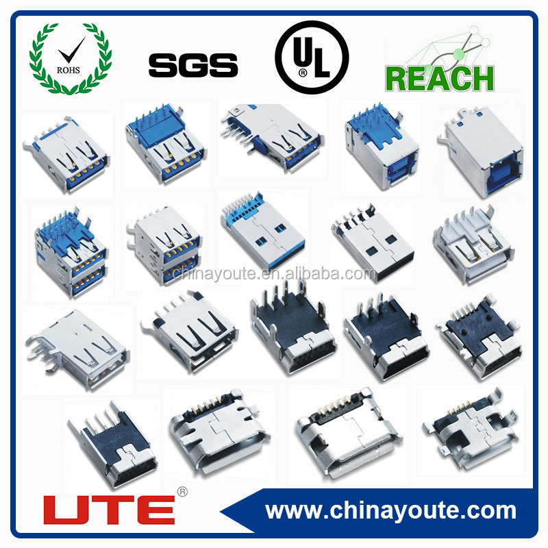 USB connector series, good quality, competitive price, can be customized