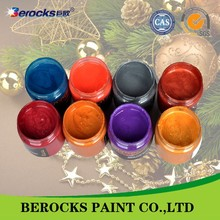non-combustible good stain resistance metallic paint/ metal paint