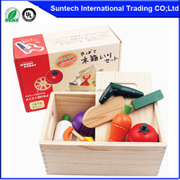 Natural Wood,Wood Fruits Vegetables Material and Wood Fruits Vegetables Type Food Toy