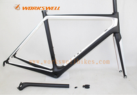 Shenzhen bicycle . Best T800 carbon fiber road bicycle frame for sale