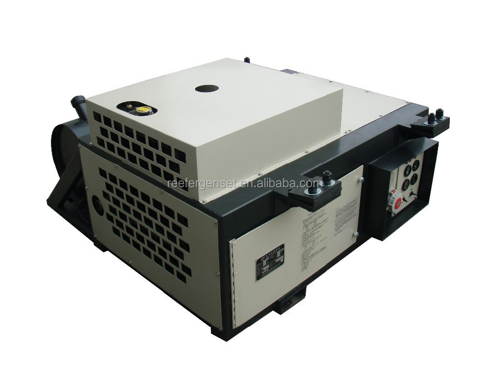 second hand genset for refrigerated container