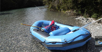 GTP300 inflatable fishing raft
