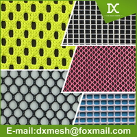single layer mesh fabric for different kinds of bag/luggage/tent