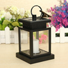 Good sell Zhongshan Factory solar LED candles hanging lantern tea light lamp (item:YH0810)