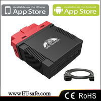 car alarm system Vehicle GPS Tracker Vehicle Car Real Time Live Tracking Systems OBD II 2 Plug Data Port GPS Tracker