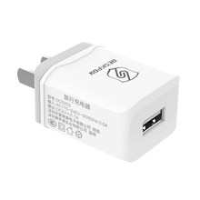 DESKPOW High Speed 10.5W 2.1Amp US Plug Single Micro USB Home Charger For iOS Phone and Android Phone