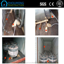 Electro cold rolled galvanized steel coils z40 for construction on sale