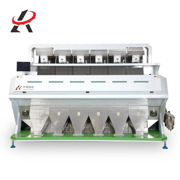 Excellent Quality Optical Large Radish Seed CCD Color Sorter For Sale by Manufacturer