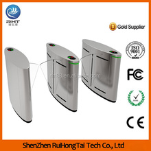 Bi-Directional Access Control System Security Security Flap Turnstile Gate