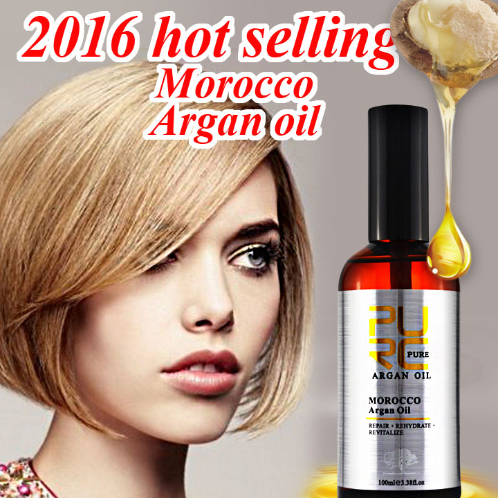 Better than olive and coconut oil natural argan hair oils mix for hair