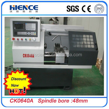 cnc machine parts and function