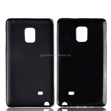 2017 Alibaba factory price soft silicone gel TPU case for Samsung galaxy note edge