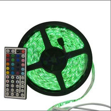 5050 green casing pipe waterproof flexible led strip