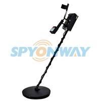 High Precision Waterproof Gold Search Metal Detector Long Range 3D Metal Detectors Gold