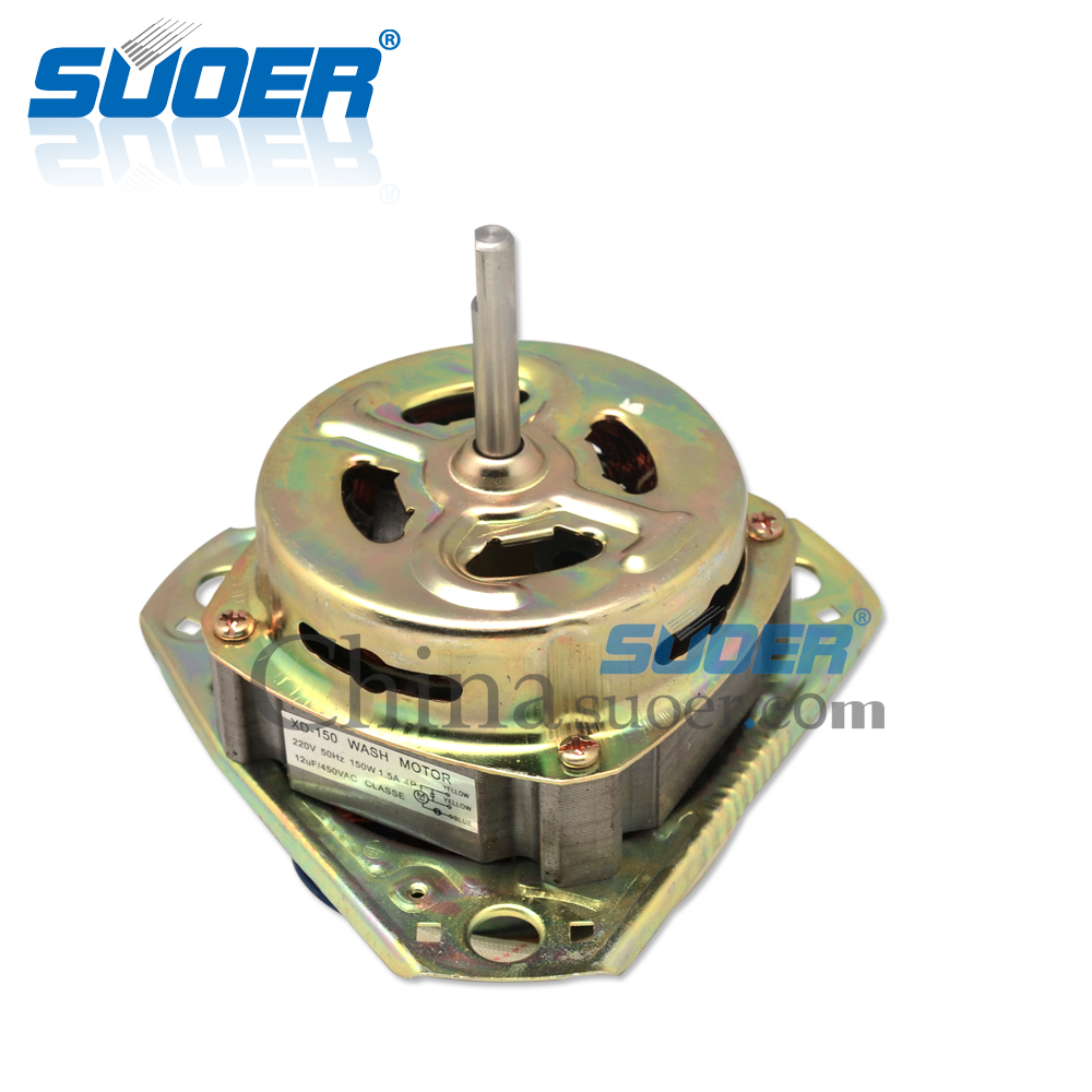 Suoer used motor washing machine with high quality