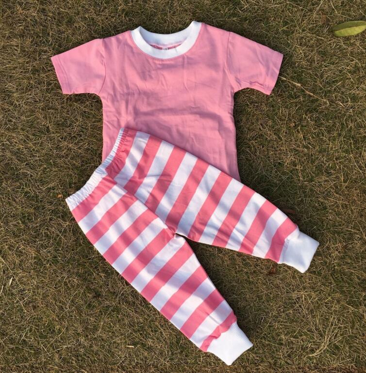 2017 new summer clothes baby boy hot transparent nightwear picture cotton baby set design pajamas for couple