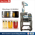 RP200 With Mobile Workbench Manual High Viscosity Liquid Filling Machine