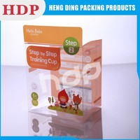 hot sale folding plastic box with lock