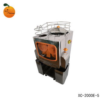 Quality-Assured Industrial Juicer Machine