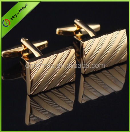 Custom make cufflinks manufacturer/ cuff link aigner cufflink metal cufflinks
