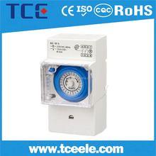 automatic air conditioner timer switch