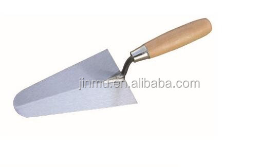 hot sell plastering trowel bricklaying trowel
