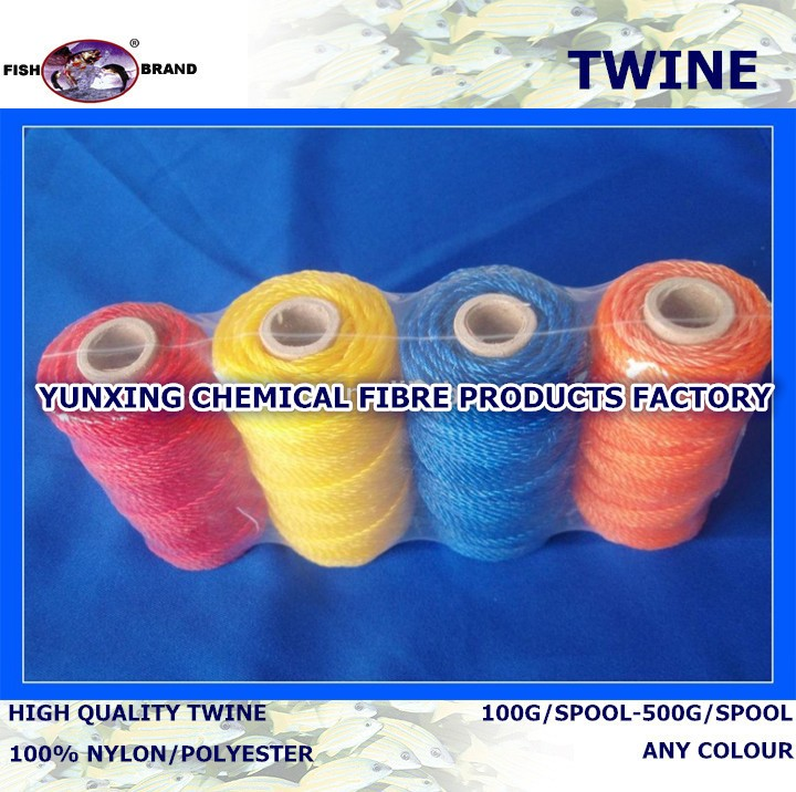 polyethylene(pe) fishing twine rope