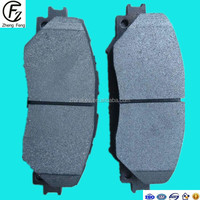 hot sell Car auto parts D1210 brake pad kit for LEXUS/TOYOTA/PONTIAC Front Axle 0446542160 GDB3425 brake pad