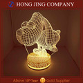 wedding decorations 3d led night light