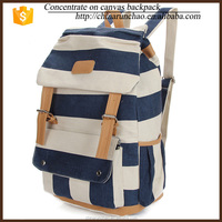 Outside the school backpack 2015 European wind women leisure canvas backpack bag