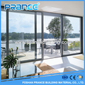 Aluminum glass sliding door for sea-view room