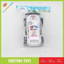 Police JTF00001 friction car with firction power toys