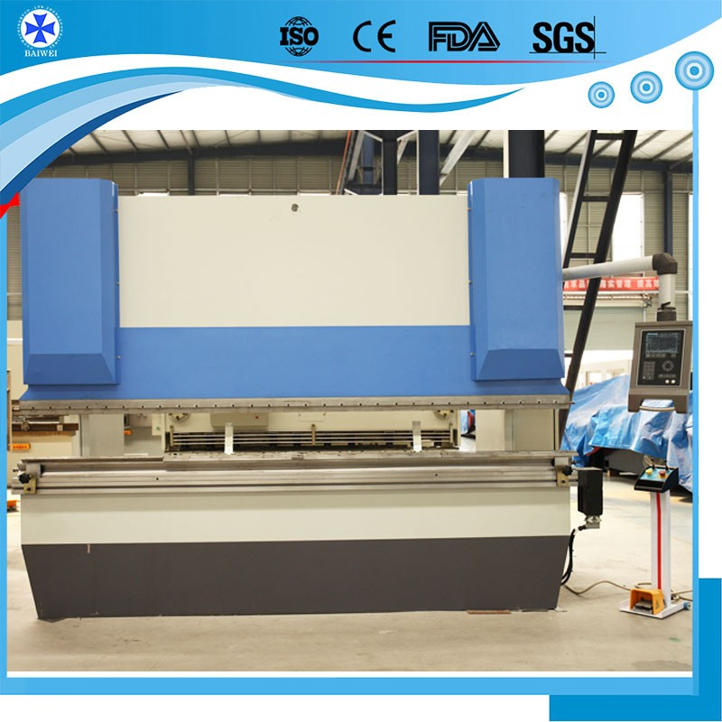 metal plate used press brake bending machines