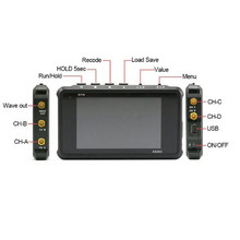VSTM Oscilloscope DSO203 Osc Black Arm Ds203 Nano Quad Pocket-sized Digital Oscilloscope Ds203 Module (4 Channel=2 An